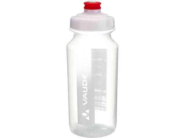 VAUDE Fahrradflasche 500ml transparent